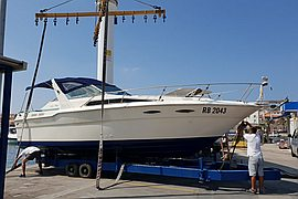 1989' Sea Ray 300DA SUNDANCER