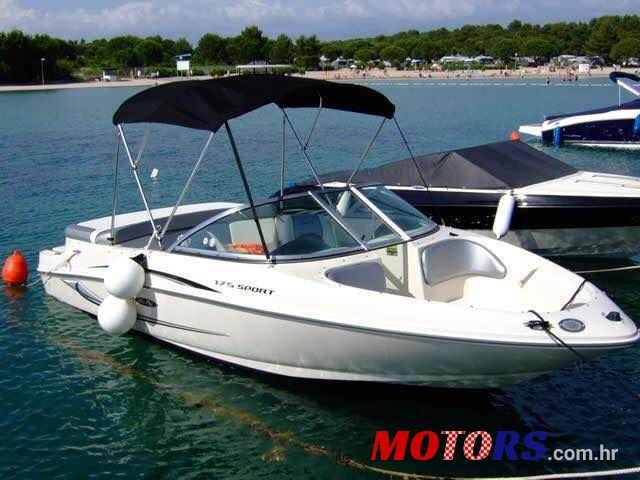 2008 Sea Ray 175 Sport in Sibenik-Knin, Croatia