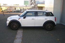 2011' Mini Countryman 1.6