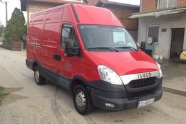 2012' Iveco daily 35s13