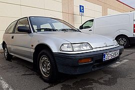 1989' Honda Civic