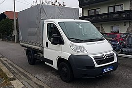 2011' Citroen JUMPER