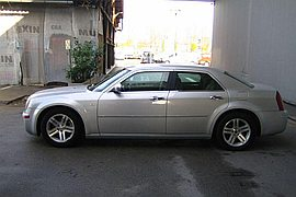 2007' Chrysler 300C