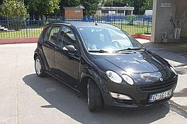 2006' Smart Forfour
