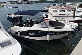 2013' Barracuda 545