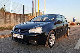 2007' Volkswagen Golf V
