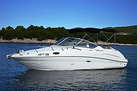 2008' Sea Ray 240 SUNDANCER
