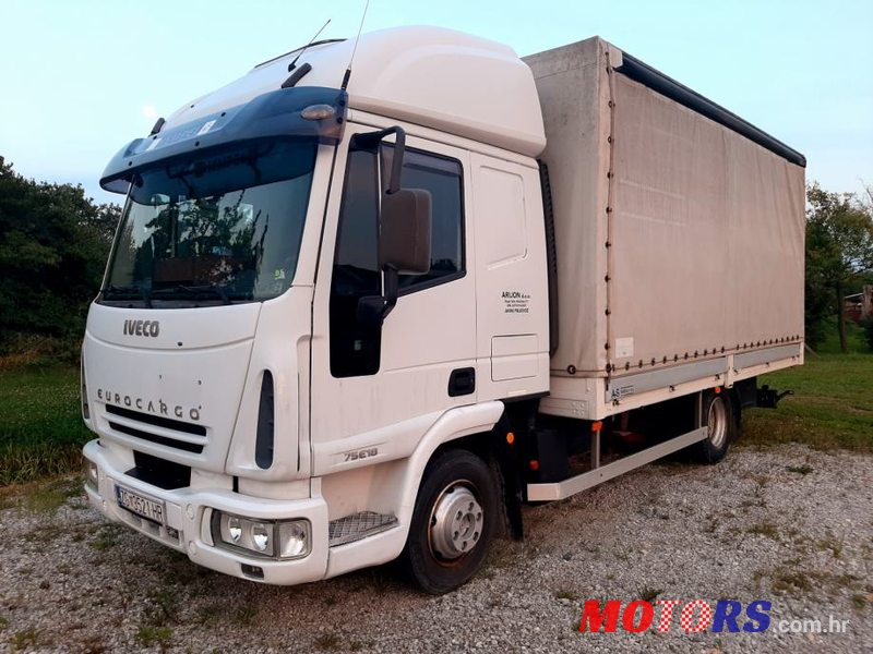 2004 Iveco IVECO ML 75 E 18 EUROCARGO in Zagreb City, Croatia