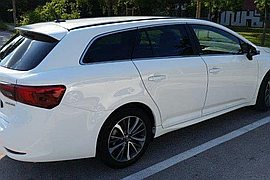 2016' Toyota Avensis Wagon 2,0 D-4D