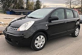 2008' Nissan Note