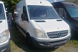 2009' Mercedes-Benz Sprinter 315 CDI