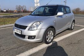 2008' Suzuki Swift 1,3 Glx