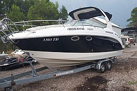 2008' Chaparral Signature 250