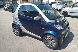 2004' Smart Fortwo Coupe Smart Cdi