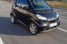 2008' Smart Fortwo Coupe 1.0