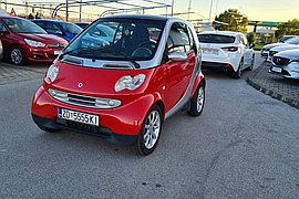 2004' Smart Fortwo Coupe Smart Fortwo Cdi