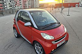 2008' Smart Fortwo Coupe Pure Softip