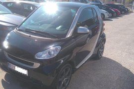 2012' Smart Fortwo Coupe 1.0 Mhd
