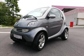 2003' Smart Fortwo Passion Softtouch