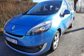 2012' Renault Grand Scenic 1,5 Dci