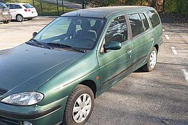 2002' Renault Megane Break 1,4 16V