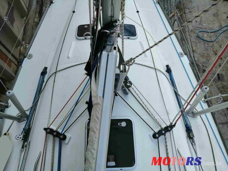 2002 Beneteau FIRST 36,7 in Split-Dalmatia, Croatia