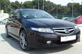 2007' Honda Accord 2,2