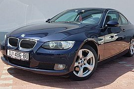 2009' BMW Serija 3 Coupe 325Cd