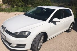 2013' Volkswagen Golf VII Highline
