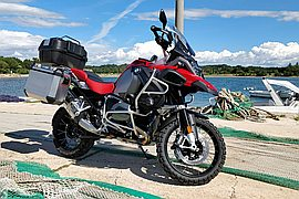 2018' BMW R1200GS ADVENTURE